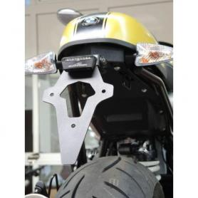 Soporte de placa de matrícula AC Schnitzer central para BMW RnineT / RnineT Scrambler / RnineT Urban G/S