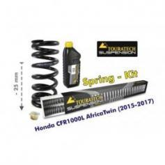Ajuste de suspensión en 25mm Honda CRF1000L Africa Twin (2015-2017) muelles de intercambio