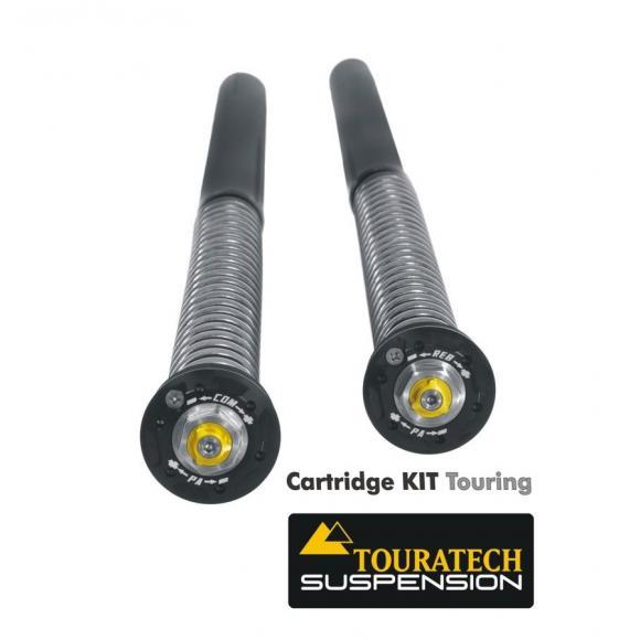 Touratech Suspension Cartridge Kit Touring para BMW RnineT