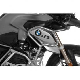 Barras de proteccion superior de acero inoxidable para BMW R1200GS LC