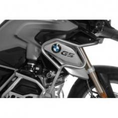 Barras de proteccion superior de acero inoxidable para BMW R1200GS LC