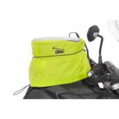 Bolso del tanque cubierta de la lluvia PS10, amarillo, by Touratech Waterproof