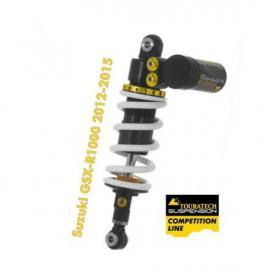 Touratech Suspension Competition tubo amortiguador para Suzuki GSX-R1000 2012-2015