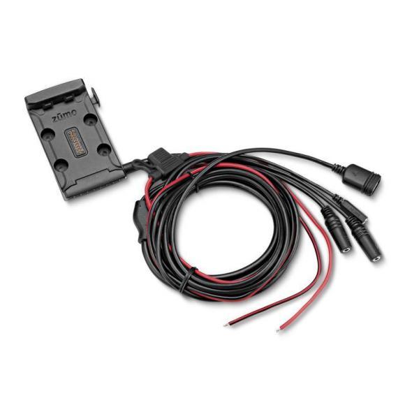 Cable de alimentación al sistema eléctrico para GPS Garmin Zumo 595 y 590