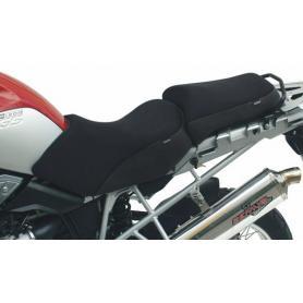 Asiento de confort conductor DriRide, para BMW R1200GS hasta 2012/R1200GS Adventure hasta 2013, transpirable, ajustable.