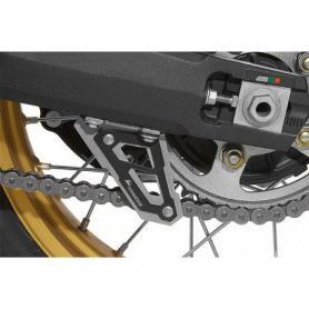 Aleta de protección para la cadena en Honda CRF 1000L Africa Twin y Adventure Sports