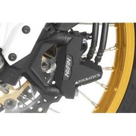 Protección de la pinza portapastillas (juego), acero inoxidable para Honda CRF1000L Africa Twin/ CRF1000L Adventure Sports