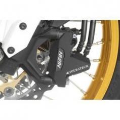 Protección de la pinza portapastillas en acero inoxidable para Honda CRF1000L Africa Twin/ CRF1000L Adventure Sports