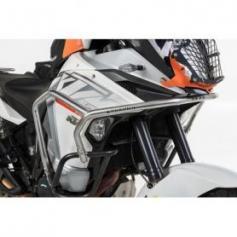 Ampliación del estribo de protección KTM 1290 Super Adventure para el estribo de protección original de KTM