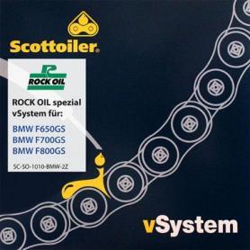 Sistema engrasador de cadena Scottoiler vSystem, para BMW F650GS / F700GS / F800GS (2008-2016)