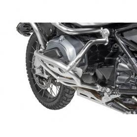 Barras de refuerzo para las barras de protección del motor original de BMW R1200GS Adventure LC (2014-2016).