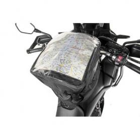 Bolso del tanque cubierta de la lluvia PS10, negro, by Touratech Waterproof