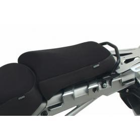 Asiento de confort pasajero DriRide, para BMW R1200GS hasta 2012/R1200GS Adventure hasta 2013, transpirable, ajustable, estándar