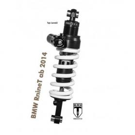 Black-T Tubo amortiguador para BMW RnineT a partir de 2014 tipo Level2