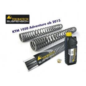 Muelles de Horquilla Progresivos Touratech Suspension para KTM 1050 ADV (2015-)