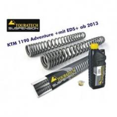 Muelles de Horquilla Progresivos Touratech Suspension para KTM 1190 ADV con EDS (2013-)