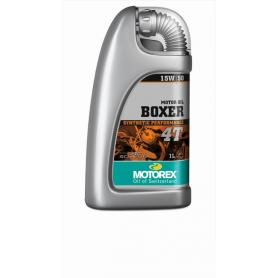 MOTOREX BOXER OIL 4T 15W/50 - 1 Ltr.