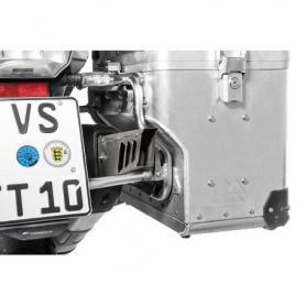 Extensión del escape para el sistema especial de maletas ZEGA Pro2 de BMW R1250GSyAdventure / BMW R1200GS (LC) Y Adventure (LC)