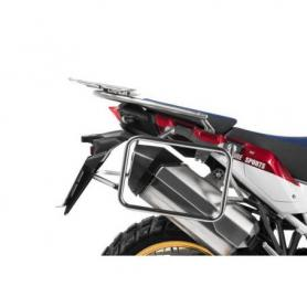 Portamaletas de acero inoxidable para Honda CRF1000L Africa Twin (2018-) /CRF1000L Adventure Sports