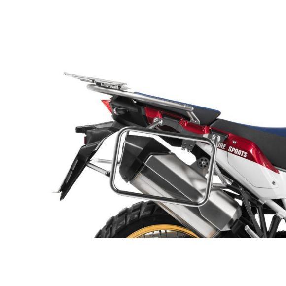 Portamaletas de acero inoxidable para Honda CRF1000L Africa Twin (2018-) /CRF1000L Adventure Sports