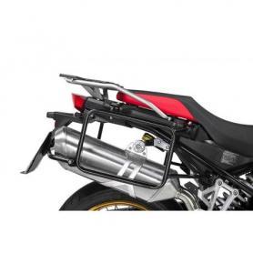 Portamaletas de acero inoxidable para BMW F850GS / F850GS Adventure / F750GS