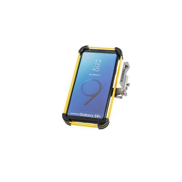 """Soporte de manillar """"iBracket"""" para el Samsung Galaxy S8+ / S9+, motos y bicicletas"""