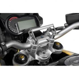 Adaptador de montaje GPS para elevador de manillar 20 mm de la BMW F850GS / F850GS Adventure / F750GS