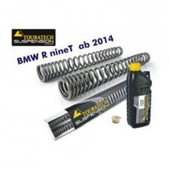 Muelles de horquilla progresivos, BMW R nineT desde el año 2014 Touratech Suspension