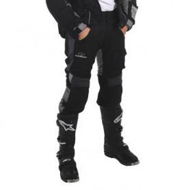 Compañero Worldwide, pantalón hombres, talla standard, negro