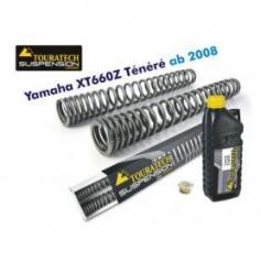 Muelles de horquilla progresivos, Yamaha XT660Z Tenere (Sin ABS) *desde el año 2008*
