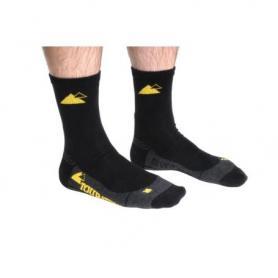 Heavy Duty Riding Socks de TOURATECH con efecto DEO®DORANT, calcetines cortos