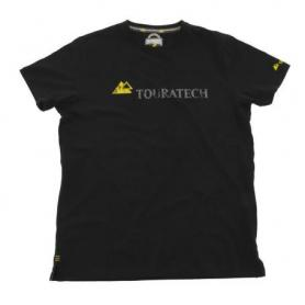 Camiseta Touratech negra