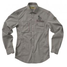 "Camisa ""Adventure Safari"" unisexo"