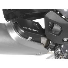 Protección aleta de escape para BMW R1250GS/ R1250GS Adventure/ R1200GS (LC) / R1200GS Adventure (LC) - Negro