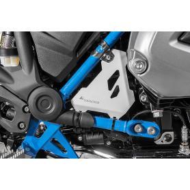 Protección para el stárter en BMW R1250GS y Adventure / R1200GS (LC) y Adventure (LC) - Plata
