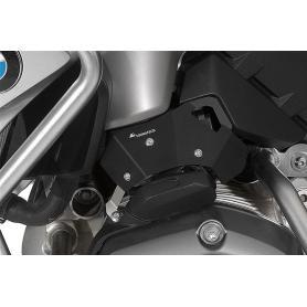 Protecciones para las válvulas de mariposa de BMW R1200GS (LC) - Negro