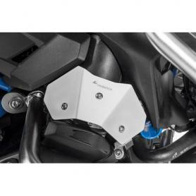 Protecciones para las válvulas de mariposa de BMW R1200GS (LC) - Plata