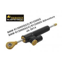 """Amortiguadores de dirección """"Touratech Suspension CSC"""" para BMW R1250GS y Adventure / R1200GS (LC) desde 2014 / R1200GS ADV"""