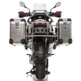 ZEGA Pro sistema de maletas con soporte acero fino para BMW R1250GS/ R1250GS Adventure/ R1200GS / R1200GS Adv