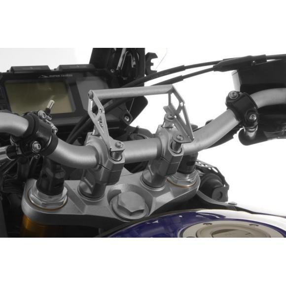 Cierre para el manillar del adaptador de montaje del GPS para Yamaha XT1200Z Supertenere desde 2014