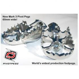 Reposapies pivotante Pivot Pegz para BMW R1200GS hasta 2012 / Adventure hasta 2013