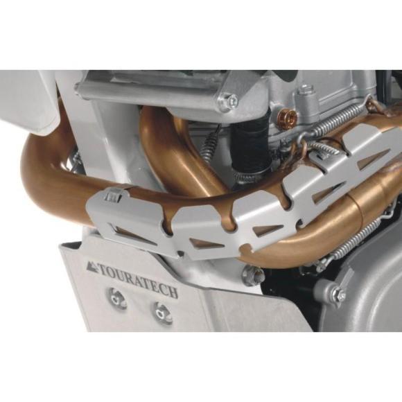 Protección de aluminio de la cadena para Husqvarna TE 250/310/450/510