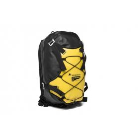Mochila COR13, 13 litros, amarillo/negro, by Touratech Waterproof
