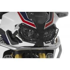 Protector de faros de aluminio con cierre rápido para Honda CRF1000L Africa Twin y Adventure Sports