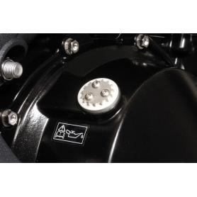 Tapones para el llenado de aceite, en aluminio,Triumph Street Triple 675 (2007-2012)