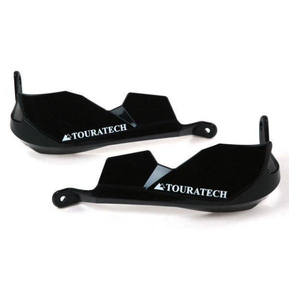 Protege-manos Touratech para KTM 1050 ADV / 1090 ADV / 1290 Super Adventure / 1190 ADV (R) / KTM LC8 ADV manillar aluminio negro / KTM 790 ADV