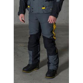 Conjunto de pantalones Compañero World2 para hombre - Amarillo