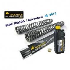 Muelles de horquilla progresivos, BMW F800GS / Adventure *desde el año 2013*