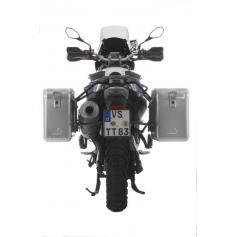 ZEGA Mundo sistema de maletas 31/38 litros para BMW F800GS/F650GS(Twin)/F700GS