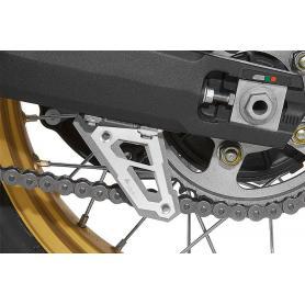 Aleta de protección para la cadena en Honda CRF 1000L Africa Twin y Adventure Sports - Aluminio